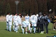 2010中津江キャンプ 佐賀大学戦