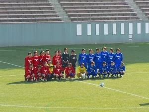 ニューイヤーサッカー