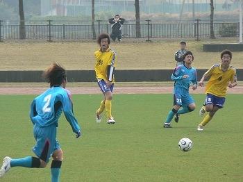 サガン鳥栖vs福岡大学