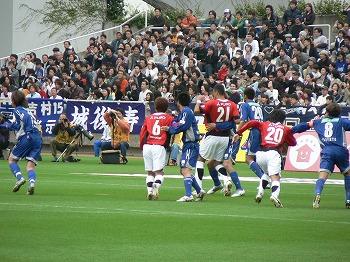 アビスパ福岡vs浦和レッズ