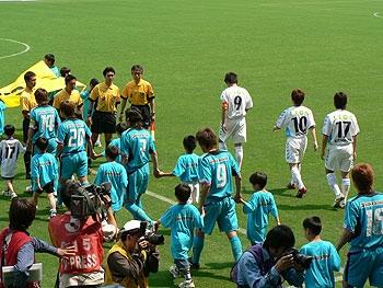 J2第17節 サガン鳥栖vs横浜FC