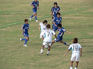 がまだすリーグ vs福岡