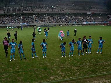 J2第39節 サガン鳥栖vs愛媛FC