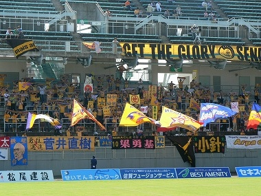 J2第41節 サガン鳥栖vsベガルタ仙台