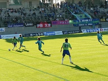 J2第48節 サガン鳥栖vs湘南ベルマーレ
